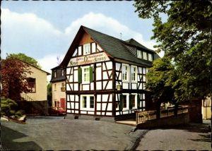 Ak Ehlscheid im Westerwald, Hotel Restaurant Im Krug zum grünen Kranz, Inh. Günter Krug