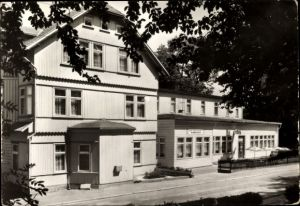 Ak Elend Oberharz am Brocken in Sachsen-Anhalt, FDGB Erholungsheim Donbass