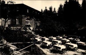 Ak Beiersdorf im Landkreis Görlitz, Bergwirtschaft Bieleboh