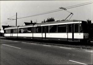 Ak Stadtbahnwagen M Nr. 1008, Baujahr 1976, Waggonfabrik Uerdingen, Essener Verkehrs AG