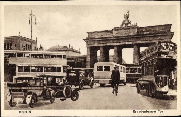 Auto lkw m a n lastwagen omnibusse maschinen - Stempel berlin mitte ...
