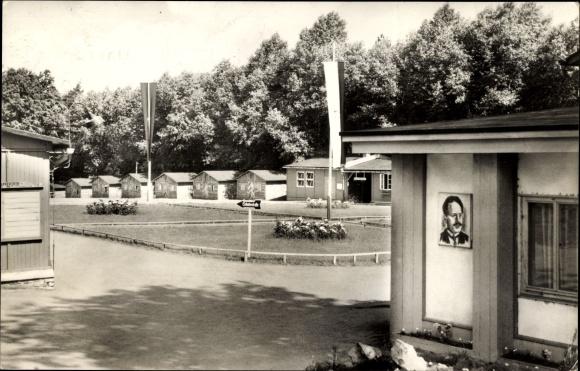 Ak Zwickau in Sachsen, Pionierlager Karl Liebknecht