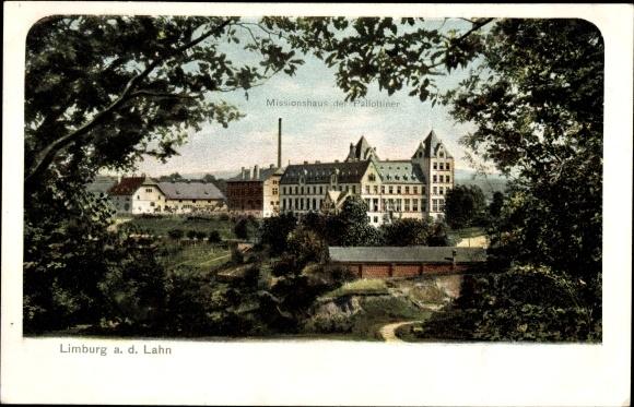 Ak Limburg an der Lahn in Hessen, Blick auf das Missionshaus der Pallottiner