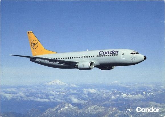 Ak Condor Airlines, Passagierflugzeug, Boeing 737-300