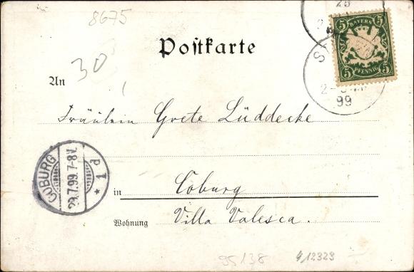 Postleitzahl Bad Steben