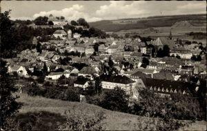 Ak Kronach im Frankenwald Bayern, Blick auf den Ort mit Umgebung