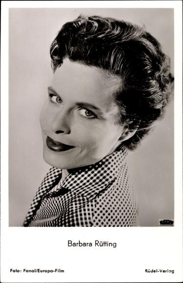 Barbara Ruetting Schauspielerin