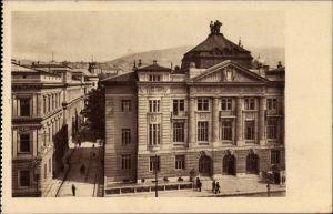 Ak Sarajevo Bosnien Herzegowina, Gimnazija i Narodna banka