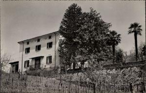Ak Lugano Kt. Tessin Schweiz, SJH Sorgano, Jugendferienheim Pepi