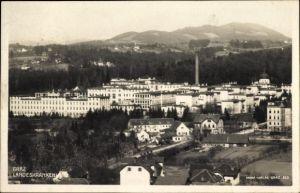 Ak Graz Steiermark, Blick auf das Landeskrankenhaus