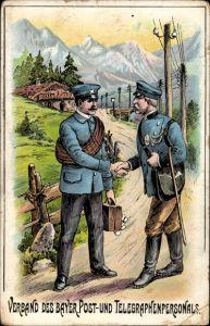 Litho Verband des bayer. Post- und Telegraphenpersonals