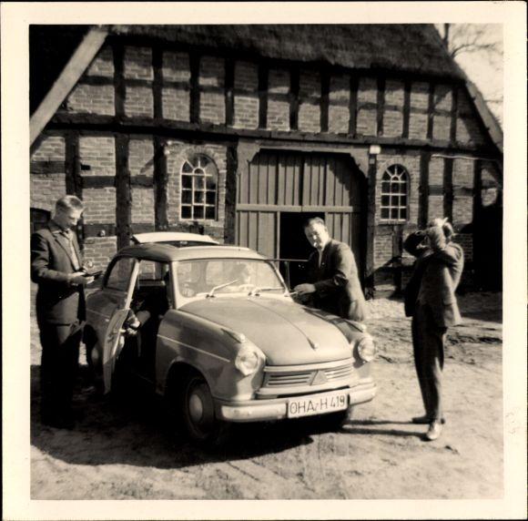 Foto Osterode in Niedersachsen, Automobil, Kennzeichen OHA-H 419