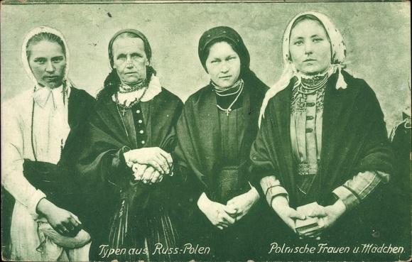 Polnisches mädchen aus polen