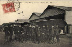 Ak Avord Cher, Centre Militaire d'Aviation, Officiers et Sous Officiers Pilotes, Flugzeug