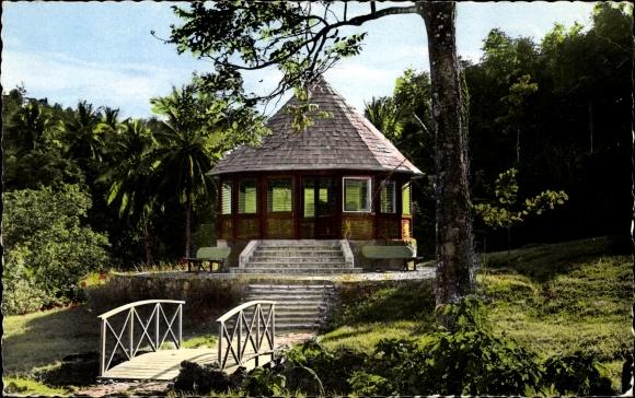Ak Trois Ilets Martinique, Domaine de la Pagerie, Le Moulin