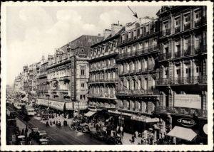 Ak Bruxelles Brüssel, Hotel Anspach, Taverne Saint Jean, Boulevard Anspach 46-50