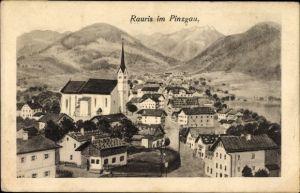 Künstler Ak Rauris in Pinzgau Salzburg, Ortschaft