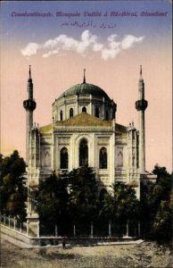 Ak Konstantinopel Istanbul Türkei, Mosquée Validé á Ak Sérai