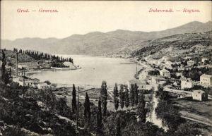 Ak Gruž Gravosa Ragusa Dubrovnik Kroatien, Ortschaft