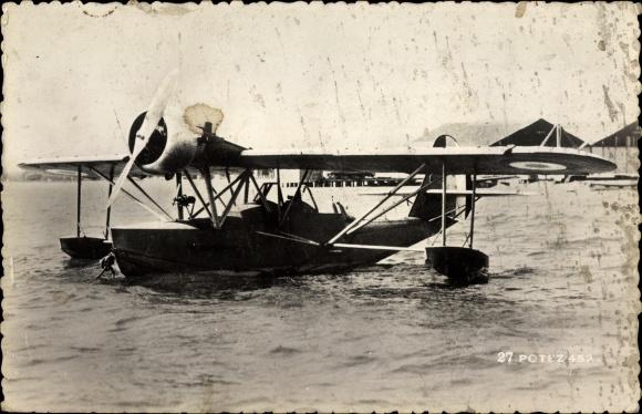 Ak Hydravion Potez 452, Wasserflugzeug, französisches Militärflugzeug