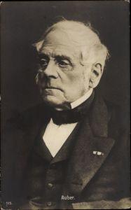 Ak Komponist Daniel François Esprit Auber, Portrait