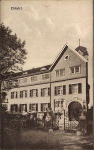 Ak Astenet Lontzen Wallonien Lüttich, Einfahrt, St. Katharinenstift