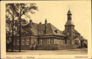 Ak Hengelo Overijssel Niederlande, Hotel 't Lansink, Tuindorp