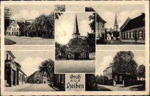 Ak Heiden Nordrhein Westfalen, Stadtansichten, Kirche