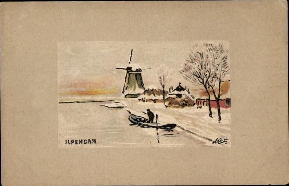 Bild zu Künstler Ak Ilpen...