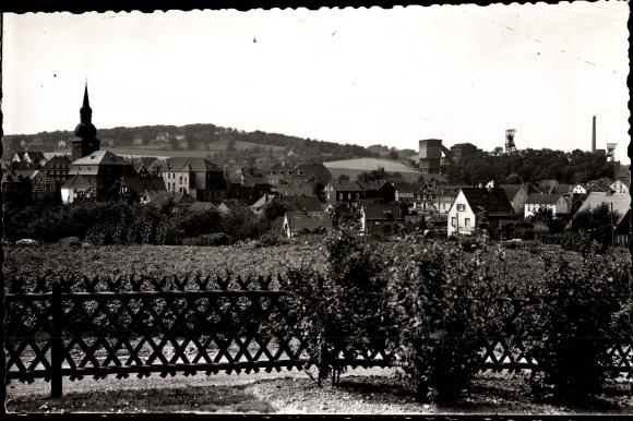 Foto Ak Sprockhövel in Nordrhein Westfalen, Blick auf den Ort