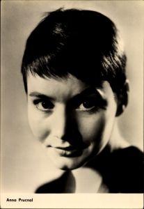 Ak Schauspielerin Anna Prucnal, Progress Starfoto
