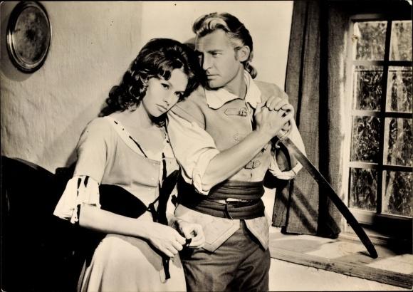 Ak Schauspieler Georges Riviere und Jeanne Valerie, Mandrin, Progress Starfoto