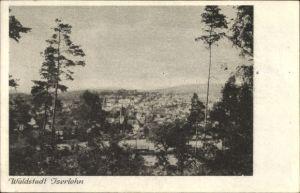 Ak Iserlohn im Märkischen Kreis, Totalansicht der Ortschaft