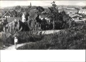 Foto Nienberge Münster in Westfalen, Gesamtansicht vom Ort