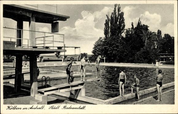 alte postkarte neum nster st dtische badeanstalt schwimmbad bath bad ansichtskarte cpa postcard. Black Bedroom Furniture Sets. Home Design Ideas