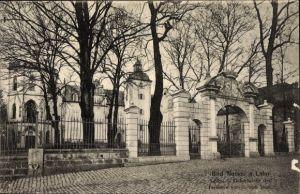 Ak Nassau im Rhein Lahn Kreis, Schloss und Geburtsstätte des Freiherrn vom und zum Stein