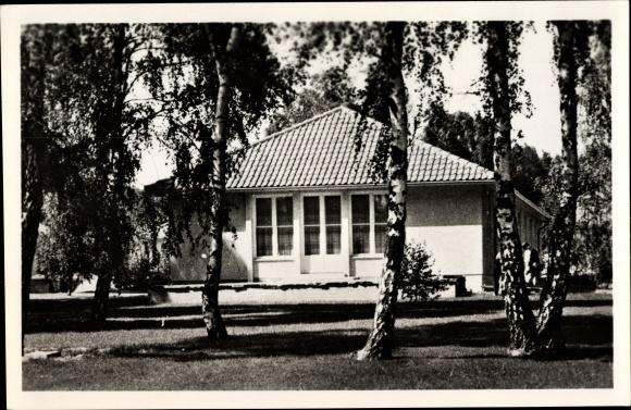 ak elstal wustermark brandenburg olympisches dorf wohnh user im birkenwald olympia 1936 nr. Black Bedroom Furniture Sets. Home Design Ideas