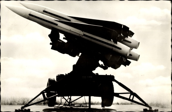 Ak Hawk, Raket op Launcher, Flugabwehrraketensystem