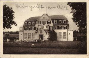 Ak Nordholz Wurster Nordseeküste Landkreis Cuxhaven, Ansicht vom Kinderheim des Dt. Roten Kreuzes