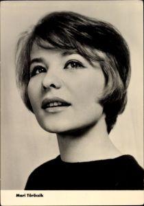 Ak Schauspielerin Mari Töröcsik, Portrait, Progress Starfoto