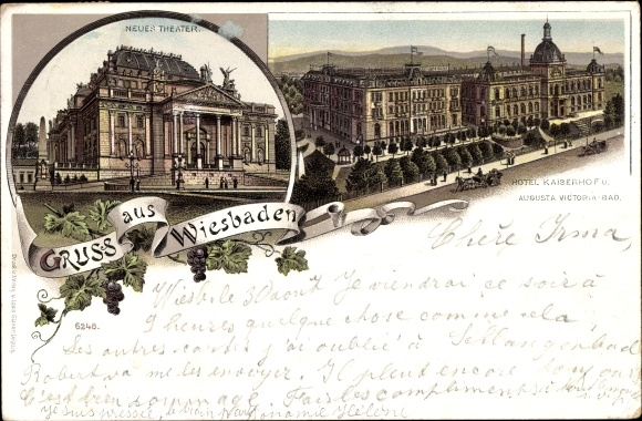 Hotel Viktoria Kaiserhof Bad Kissingen