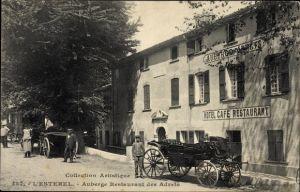Ak L'Esterel Var, Auberge Restaurant des Adrets, Hôtel Café Restaurant