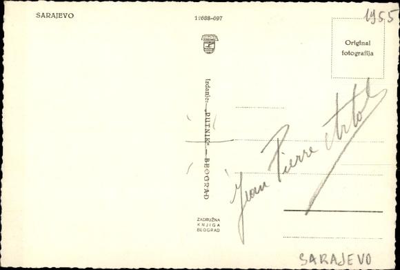 Sarajevo datiert