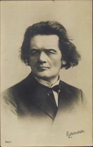 Ak Anton Grigorjewitsch Rubinstein, Portrait, Komponist, Pianist, Dirigent
