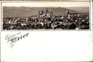 Vorläufer Litho Trier in Rheinland Pfalz, Panoramablick auf die Stadt