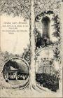 Ak Großalmerode im Werra Meißner Kreis, Bilstein, Aussichtsturm, Schutzhütte