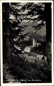 Ak St. Kathrein am Hauenstein Steiermark, schöne Detailansicht