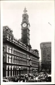 Ak Sydney Australien, View of the General Post Office