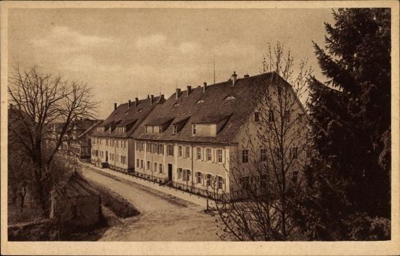 Ak Königsfeld im Schwarzwald Baar Kreis, Mädchenpensionat Schwesternhaus