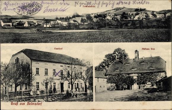 14fa080c86921a Ak Belmsdorf Bischofswerda in Sachsen